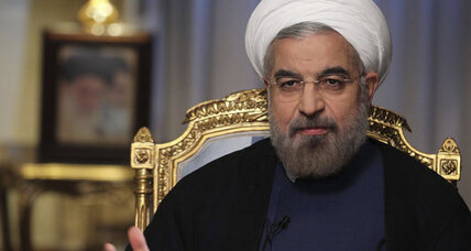With Rouhani as president, time for US to try new approach on Iran