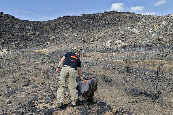 Granite Mountain Hot Shots : Yarnell hill fire report weather communication led to