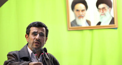 Quoted at the UN: Ahmadinejad leaves fiery legacy