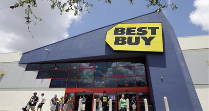 Best Buy CEO is dumping stock to pay for his divorce