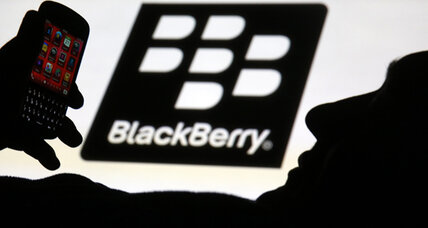 Smartphone sales: BlackBerry move from consumer unlikely to stem red ink