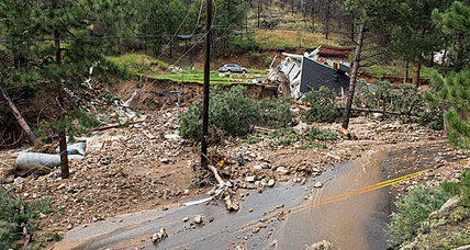 Colorado floods predicted by scientists