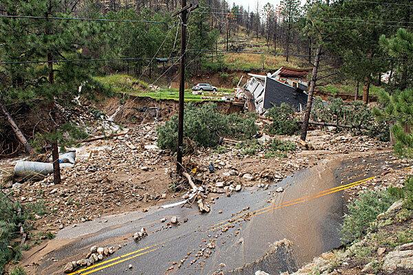 colorado floods predicted by scientists