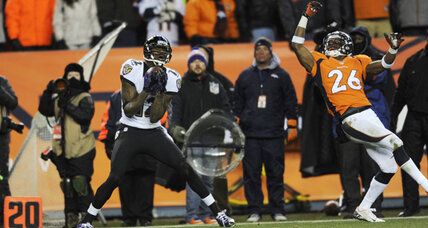 Denver Broncos-Baltimore Ravens playoff rematch kicks off 2013 NFL season