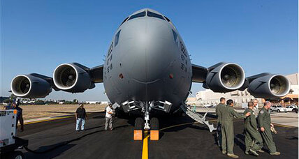 Boeing C-17: Boeing delivers last C-17 to Air Force