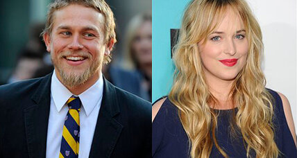 Charlie Hunnam and Dakota Johnson to star in 'Fifty Shades of Grey'