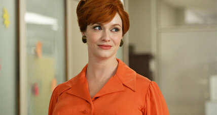 Christina Hendricks on end of 'Mad Men' and her character's signature fashion