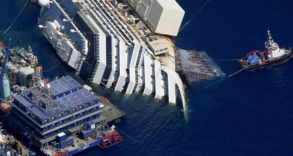 Costa Concordia: No 'Plan B,' in case problems arise when ship is righted
