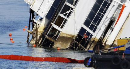 Costa Concordia: mammoth salvage effort could break records – and the boat (+video)