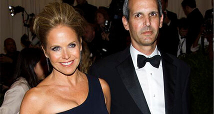 Katie Couric is engaged: Who's the guy?