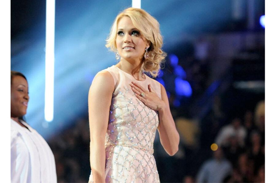 Carrie Underwood Takes On Sunday Night Football Theme Csmonitor Com