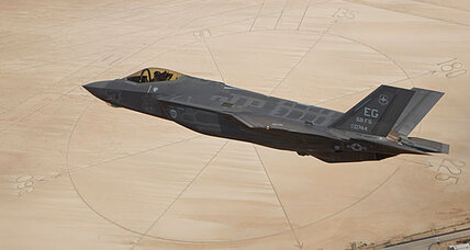 F-35 fighter jet: Why orders are up worldwide (+video)