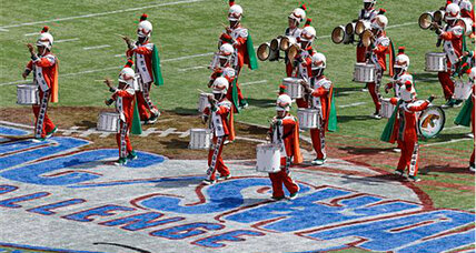 FAMU hazing: FAMU band performs after suspension for hazing death