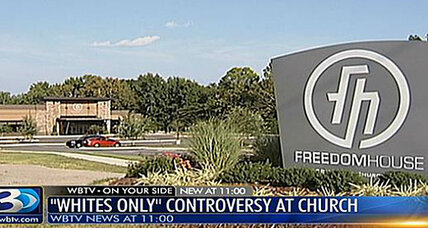 White greeters only? Church apologizes for pastor's request