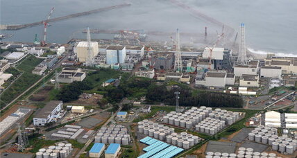 Fukushima: Japan plans to corral radioactive water behind frozen dam