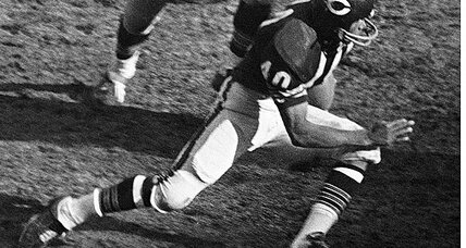 Gale Sayers denies he's suing NFL, Riddell over head injuries