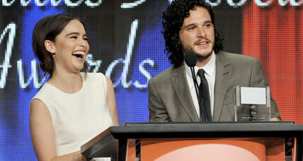 'Game of Thrones' actors drop hints about the upcoming season at the Emmys