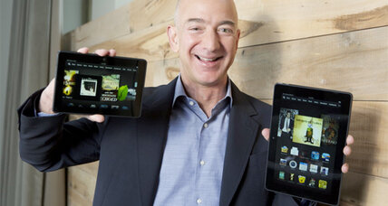 New Kindle Fire tablets receive good response from reviewers