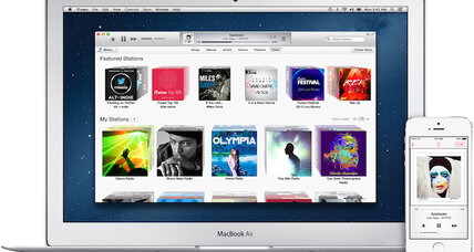 iTunes 11.1 goes live, with Apple's new iTunes Radio in tow