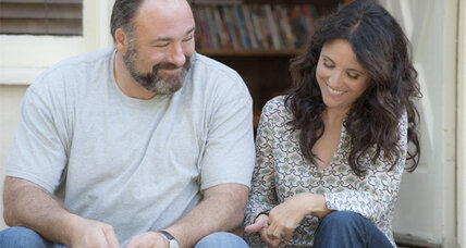 James Gandolfini stars in the romantic comedy 'Enough Said'
