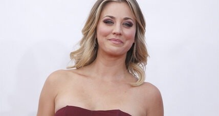 Kaley Cuoco will star in a wedding comedy with Kevin Hart, Josh Gad