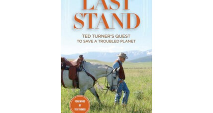 'Last Stand' author Todd Wilkinson discusses Ted Turner's efforts to help the environment