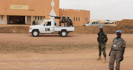 Mali explosion part of new escalation of violence