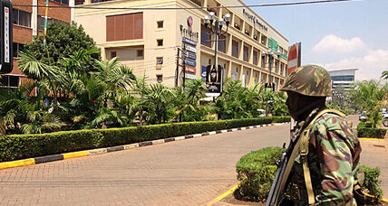 Nairobi mall attack targeted non-Muslims, says witness