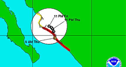 Hurricane Manuel hammers Mexico