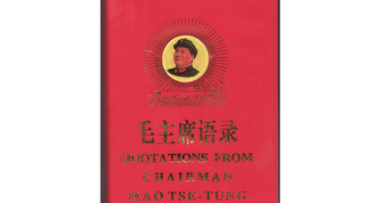 Mao Tse-tung's controversial 'Little Red Book' will be reprinted in China