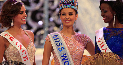 Miss Philippines, US-born, crowned Miss World 2013