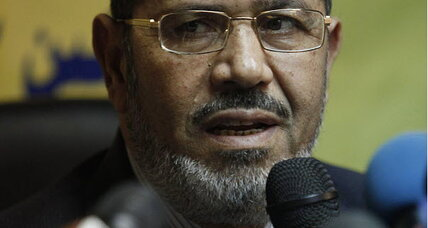 Egypt prosecutes Morsi: a sign of 'war' on Brotherhood?