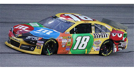 NASCAR results: Kyle Busch wins Atlanta, locks up Chase spot