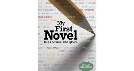 'My First Novel' editor Alan Watt aims to demystify the creative process