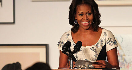 Michelle Obama: Why she fed the first ladies in Harlem