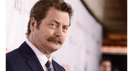 'Parks and Recreation' star Nick Offerman will release a memoir