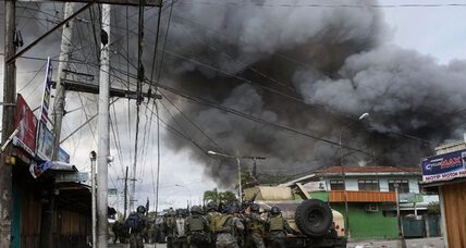 Separatist clashes in Philippines could renew insurgency