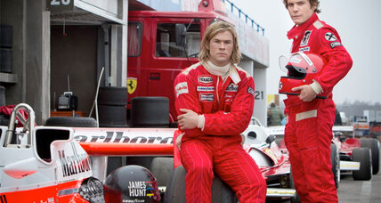 'Rush' overemphasizes the differences between two auto racing rivals