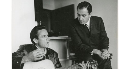 'My Father and The Man In Black' examines Johnny Cash's manager and the star he worked for