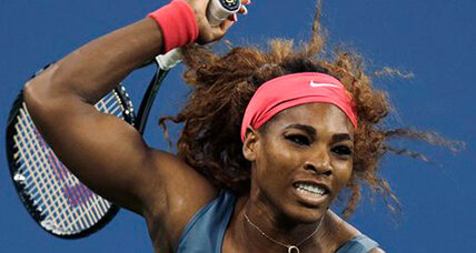 Serena Williams dominates US Open quarterfinal 6-0, 6-0