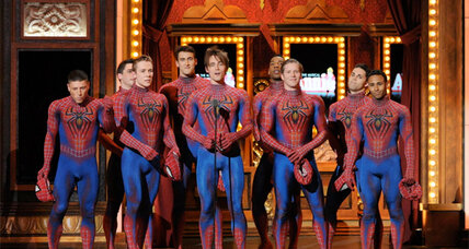 'Spider-Man' musical gets a tell-all from its script writer