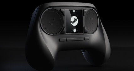 Valve rounds off big week with 'Steam Controller'