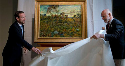 Van Gogh painting: Long-lost painting identified as Van Gogh's