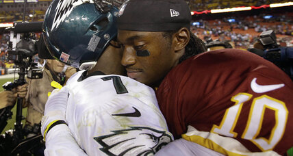 Washington Redskins can't overcome early deficit against Eagles' new offense