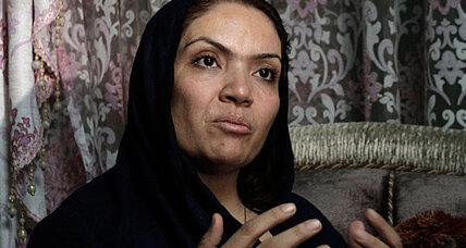 Kidnapped by the Taliban, Afghan woman still defiant