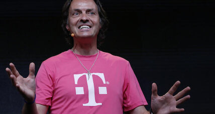 With Sprint merger off the table, T-Mobile enjoys the spotlight