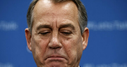 Why won't Obama talk with Speaker Boehner?