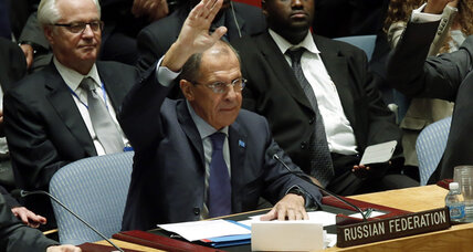 Russia: chemical weapons deal a good start, but Syria peace is still far off (+video)
