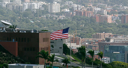 Venezuela sends US diplomat 'saboteurs' packing