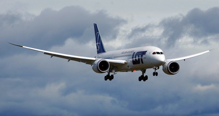 Boeing Dreamliner problems continue, flight diverted after antenna snafu